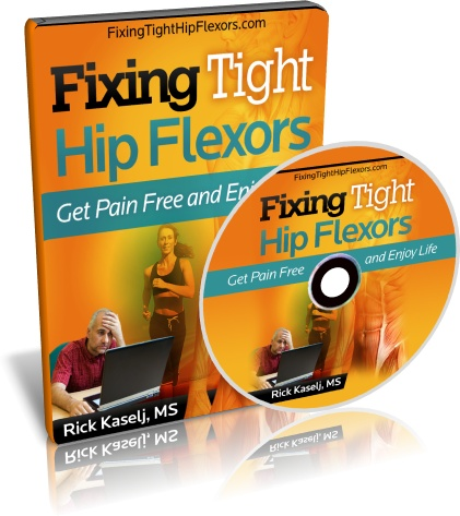 Tight Hip Flexors Solved